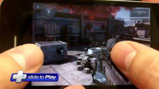 Modern Combat 3: Fallen Nation iPhone Game Hands-On