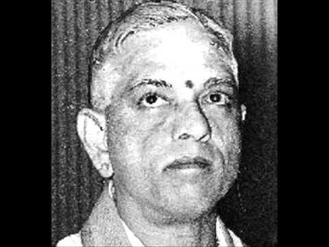 Nadopasakas - G N Balasubramaniam - Shivakameshwarim - Kalyani