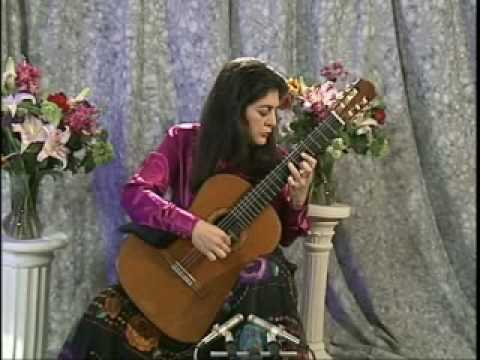 LILY AFSHAR - Virtuoso Guitar - Five Popular Persian Ballads