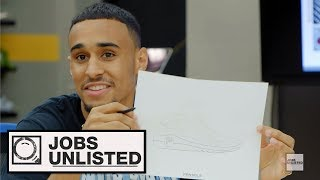 How To Be A Sneaker Designer For Nike and Jordan Brand | Jobs Unlisted