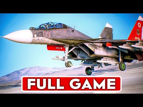 ACE COMBAT 7 Gameplay Walkthrough Part 1 FULL GAME [1080p HD 60FPS PC] - No Commentary
