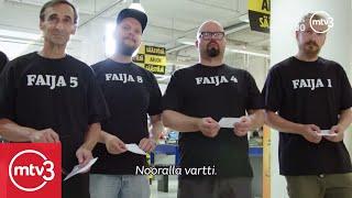 VERSUS - NOORA KARMA VS. 10 ISÄÄ | PE KLO 20.00 | MTV3