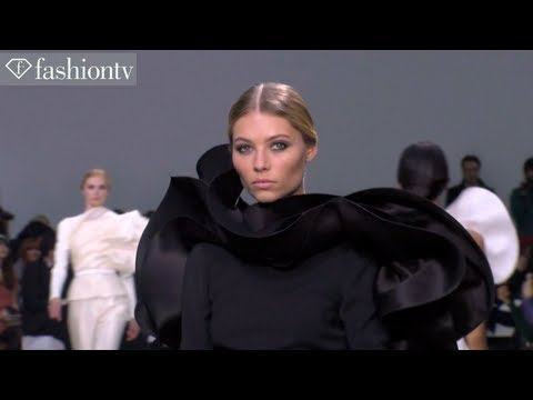 Fashion Week - Paris Couture Fashion Week Spring/Summer 2013   Fashion Week Review   FashionTV