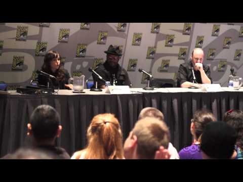 Comic-Con - Beyond: Two Souls - David Cage, Ellen Page and Kadeem Hardison
