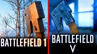 Battlefield V: Recycling from Battlefield1