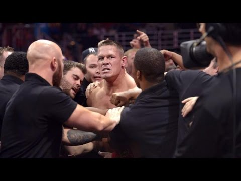 WWE Night of Champions 2014 Preview: John Cena vs Brock Lesnar WWE World Heavyweight Championship