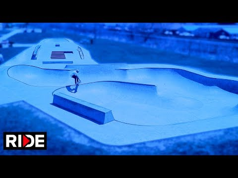 The Skatepark: Concrete Dreams - Episode 01