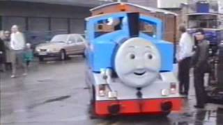 Thomas the tank engine movie 2009