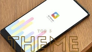 top 5 miui 9 themes 2018 ??