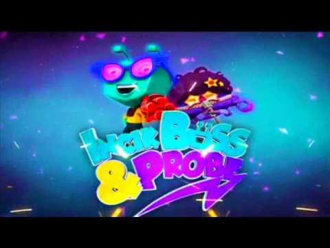 BoBoiBoy : Incik Boss & Probe (shortened version)