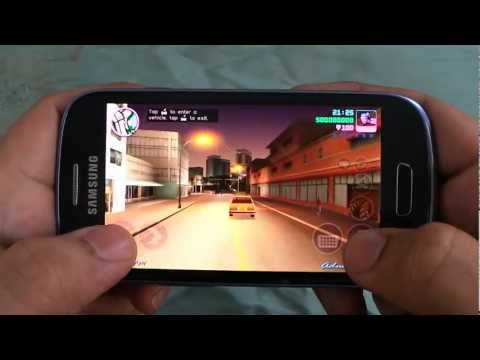 BEST GRAPHICS GAMES ON SAMSUNG GALAXY S3 MINI I8910 GAMEPLAY 2