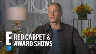 Woody Harrelson Gushes Over Friendship With Jennifer Lawrence | E! Live from the Red Carpet