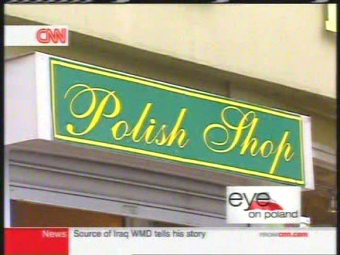 CNN Eye on Poland -  polish migrants in Britain and London