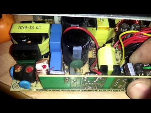 Как отремонтировать блок питания компьютер своими руками 915