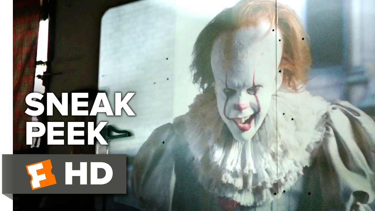 It Sneak Peek (2017) | Movieclips Trailers