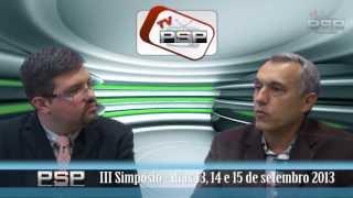 PSP TV - Entrevista com o Físico Quântico Prof. Wallace Liimaa - Parte 1/3