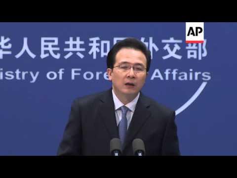 China opposes Dalai Lama and Obama meeting