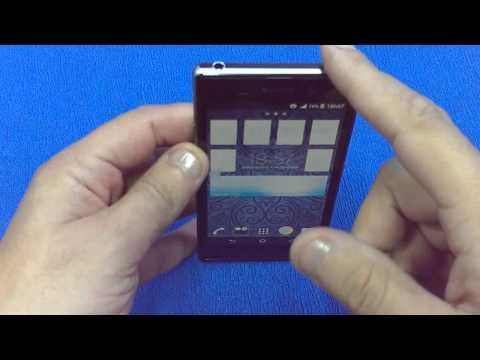 Review Sony Xperia Z1 Brasil parte2