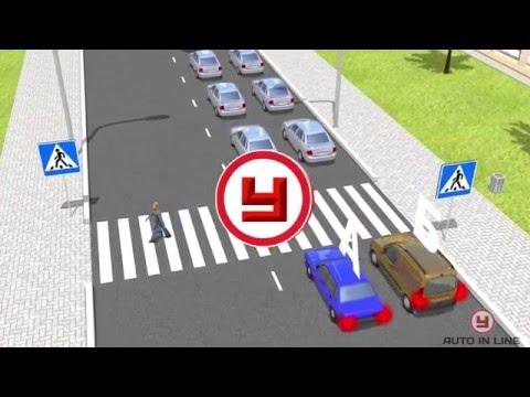 Пешеходные переходы и места остановок маршрутных транспортных средств