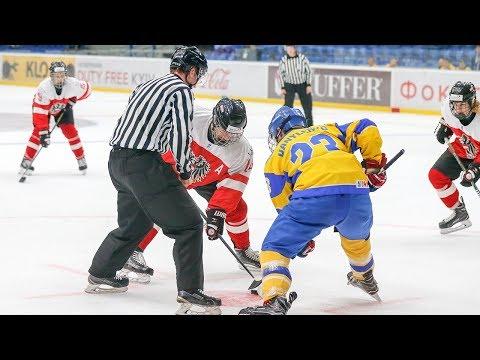Юниорская сборная Украины обыграла Австрию на домашнем ЮЧМ