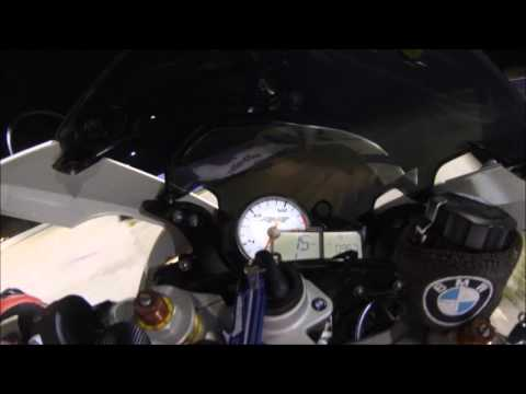 BMW S1000RR Quarter Mile Drag Race
