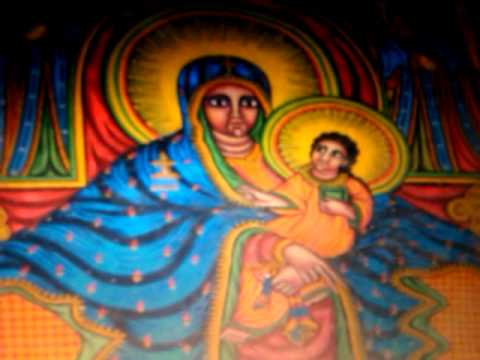 Ethiopian 2012 Olympic Athletes DENIAL of The BLACK VIRGIN Mother of GOD & MADONNA?