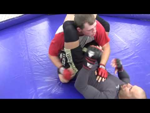 Mac's MMA Techniques - Flying triangle/inverted armbar Image 1