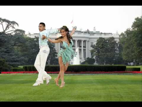 Dancing with The Star - Obama, Palin
