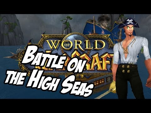 Battle on the High Seas - Patch 5.3. Scenario - World of Warcraft: Mists of Pandaria