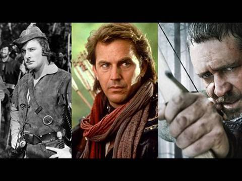 The History of Robin Hood Movies: From Kevin Foster to Russel Crowe