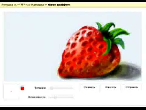 The Beatles - Strawberry Fields Forever [made on vkontakte/facebook graffiti editor] Video