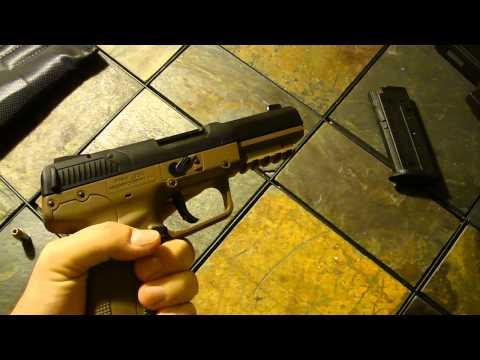 FN Five Seven vs HK Mk23