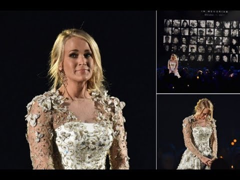 Carrie Underwood Breaks Down In Tears Over Tragic News She Shared - Country Music Awards #1
