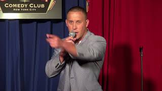 Adrian Miller-Rodriguez at Gotham Comedy Club on May 20, 2018
