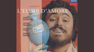 Donizetti L 39 Elisir D 39 Amore Act 1 34 Una Parola Chiedi All 39 Aura 34