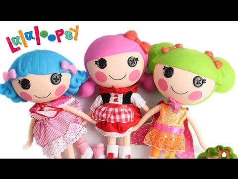 Mini Lalaloopsy sisters Toys | NEW Suzette La Sweet Mimi LALALOOPSY Playset Review