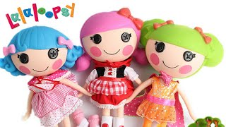 Mini Lalaloopsy sisters Toys | NEW Suzette La Sweet Mimi LALALOOPSY Playset Review
