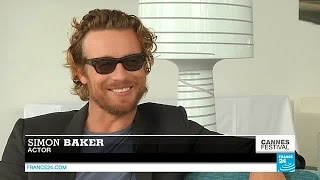 Simon Baker brings his directorial debut idea to Cannes