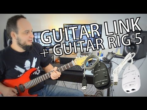 GUITAR LINK - REVIEW (Behringer Generic)