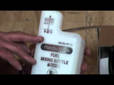 How to Mix 2 Stroke Oil for Power Tools