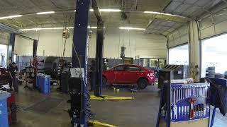 Tire Shop in Walmart's Garage & Auto Center, 7150 E Speedway Blvd, Tucson, Arizona, GP040530