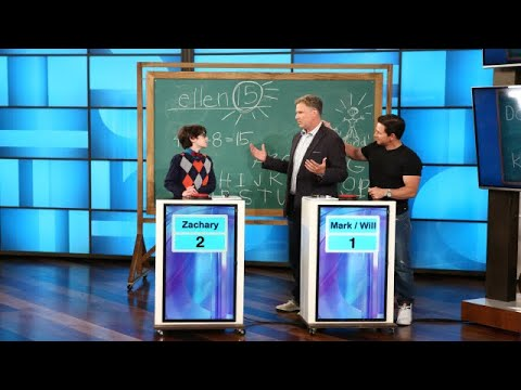 Will Ferrell and Mark Wahlberg Test Their Knowledge Against Whiz Kid en streaming