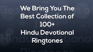 Hindu Devotional Ringtone - 2018 Best Collection - HD Mp3 Download