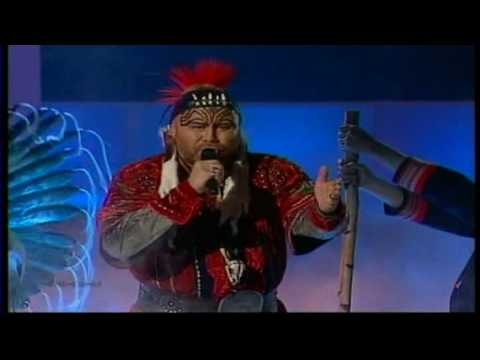 Eurovision Song Contest 2000 18 Sweden *Roger Pontare* *When Spirits Are Calling My Name* 16:9 HQ klip izle