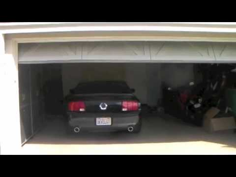 2005 Ford Mustang GT Borla Stingers Exhaust