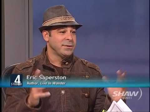 Inspirational Speaker Eric Saperston on Studio 4 with Fanny Kiefer Part 2 of 2