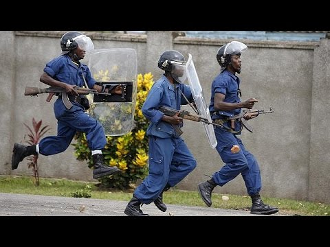 Сообщение о перевороте застало президента Бурунди в Танзании