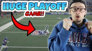 IVE NEVER BEEN SO NERVOUS FOR A GAME BEFORE!! Madden 18 Packed Out