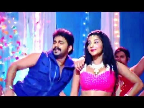 Aise Na Dekhlava Jaangh [ Bhojpuri Hot Video Song ] Feat.sexy Monalisa & Pawan Singh video