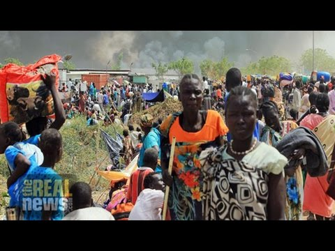 U.N. Report Finds Women and Children Targeted by Government Forces in South Sudan